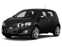 2014 Chevrolet Sonic LS Auto LS Auto  Hatchback