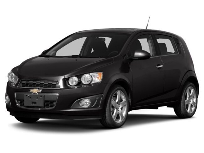 used 2014 Chevrolet Sonic LS Hatchback for sale in Santa Clarita