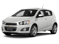 Used 2014 Chevrolet Sonic 5dr HB Auto LS Car in Moline, IL