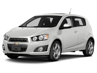 2014 Chevrolet Sonic LS HB Auto LS