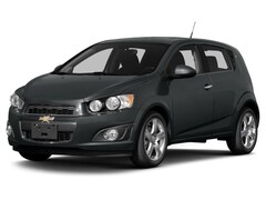 2014 Chevrolet Sonic LS Auto Hatchback