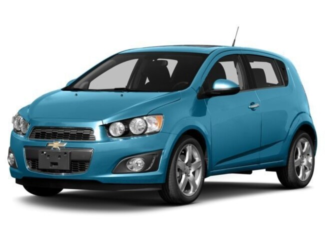 Used 2014 Chevrolet Sonic For Sale At Jim Olson Ford Lincoln Vin