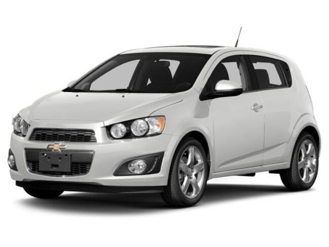 2014 Chevrolet Sonic LT Auto Hatchback
