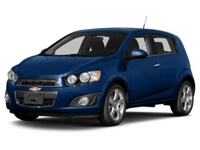 Used 2014 Chevrolet Sonic LT HB Auto LT for sale or lease in Braunfels, TX