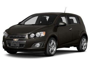 2014 Chevrolet Sonic Hatchback