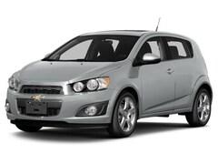 2014 Chevrolet Sonic LTZ Auto Hatchback