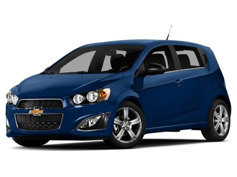 Used 2014 Chevrolet Sonic RS Manual Hatchback in Anchorage, AK