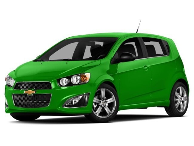 2014 Chevrolet Sonic 5dr HB Auto RS Hatchback