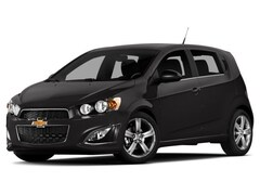 Used 2014 Chevrolet Sonic RS Hatchback Concord New Hampshire