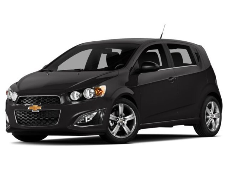 Used  2014 Chevrolet Sonic RS Hatchback in Concord New Hampshire