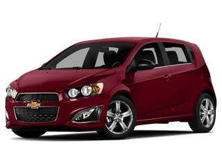 2014 Chevrolet Sonic RS HB Auto RS