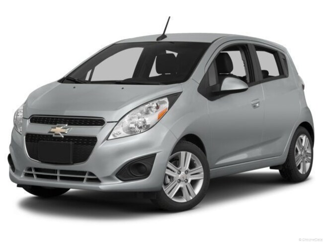 Used 2014 Chevrolet Spark 1LT Auto Hatchback For sale in Blue Ridge, GA