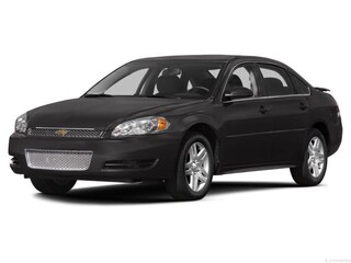 2014 Chevrolet Impala Limited 4DR SDN LT Fleet Sedan