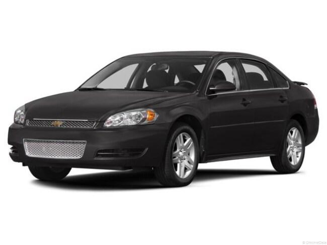 2014 Chevrolet Impala Limited 4DR SDN LT Fleet Sedan