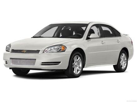 2014 Chevrolet Impala LT Car