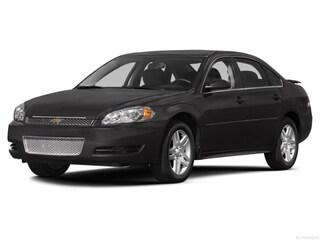 2014 Chevrolet Impala Limited LTZ Sedan