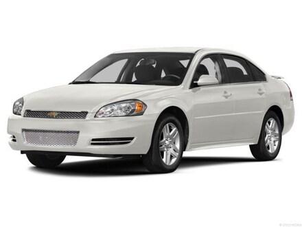 2014 Chevrolet Impala LTZ Car