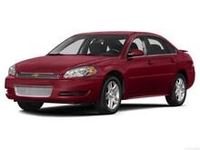 2014 Chevrolet Impala Limited LTZ Fleet Sedan