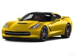 2014 Chevrolet Corvette Stingray Z51 Coupe