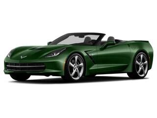 2014 Chevrolet Corvette Stingray Base Convertible