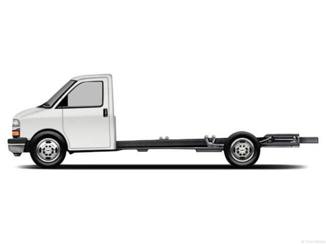 2014 Chevrolet Express Cutaway Work Van Chassis Truck