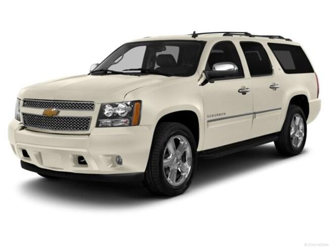 Used 2014 Chevrolet Suburban 1500 LTZ SUV San Angelo, TX