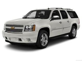 Used 2014 Chevrolet Suburban LT 4WD  LT 1GNSKJE71ER113853 Petaluma