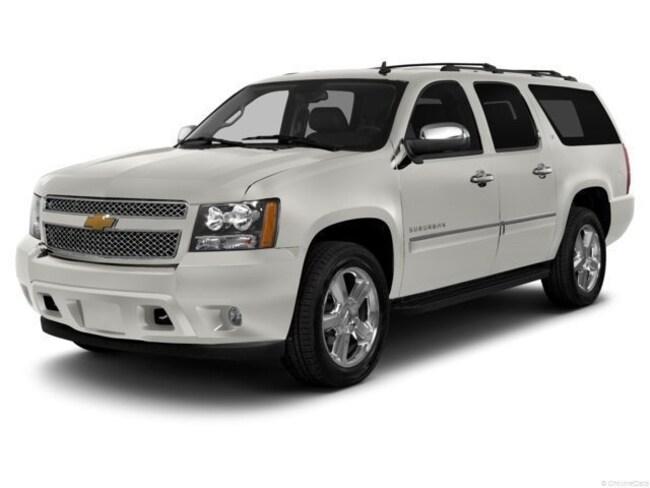 Used 2014 Chevrolet Suburban LT 4WD  LT Petaluma