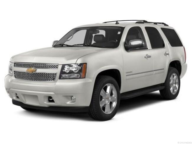 2014 Chevrolet Tahoe LTZ SUV
