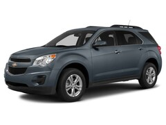 2014 Chevrolet Equinox LS SUV P7228A for sale in Marion, IN at Mike Anderson Dodge Chrysler Jeep and Ram