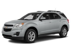 Used 2014 Chevrolet Equinox LS SUV UR334633 in Cumberland, MD