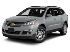 Used 2014 Chevrolet Traverse LS SUV under $16,000 for Sale in Roswell