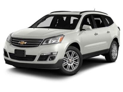 Used 2014 Chevrolet Traverse For Sale at Kia of Laurel | VIN:  1GNKRFED0EJ261425