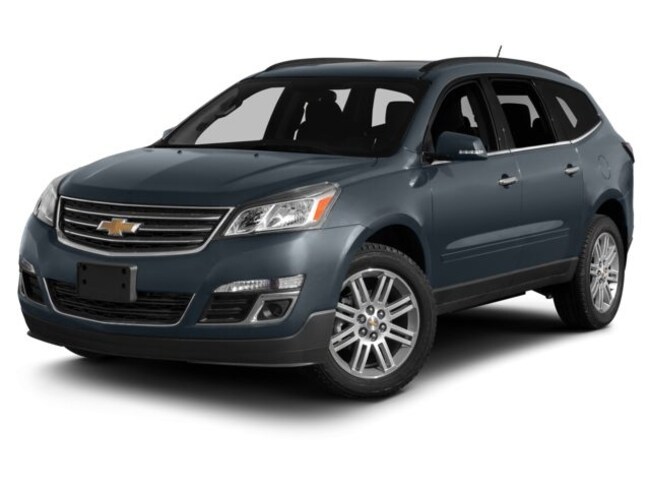 2014 Chevrolet Traverse LS SUV