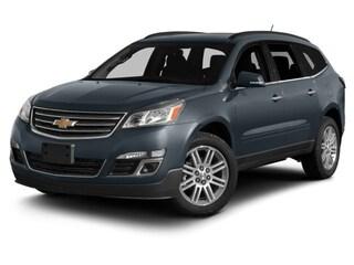 2014 Chevrolet Traverse LT w/1LT SUV for Sale in Evansville, IN, at Evansville Mazda