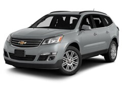 Used Vehicles for sale 2014 Chevrolet Traverse LT w/2LT SUV in De Soto, MO