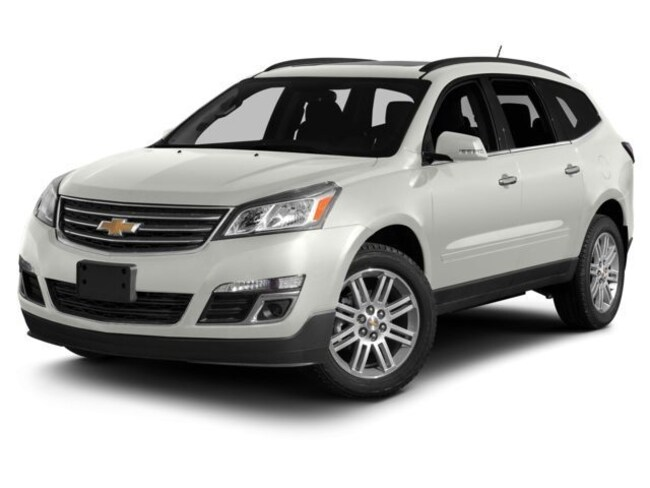 Pre-Owned 2014 Chevrolet Traverse 2LT, DVD SUV for sale in Lima, OH