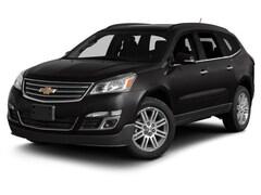 2014 Chevrolet Traverse LT AWD  LT w/2LT