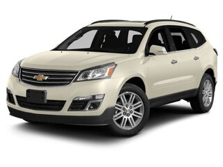2014 Chevrolet Traverse LT SUV