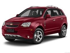 Used 2014 Chevrolet Captiva Sport LS w/2LS SUV
