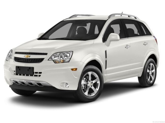 Used 2014 Chevrolet Captiva Sport For Sale At Hanlees Auto Group