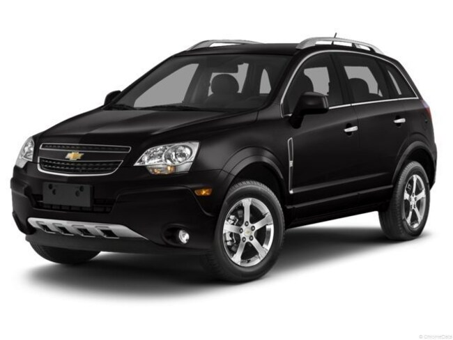 Used 2014 Chevrolet Captiva Sport Lt For Sale In Lima Oh