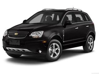 2014 Chevrolet Captiva Sport LTZ SUV