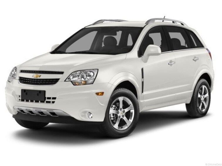 Pre-Owned 2014 Chevrolet Captiva Sport LTZ SUV A19050A in Billings MT