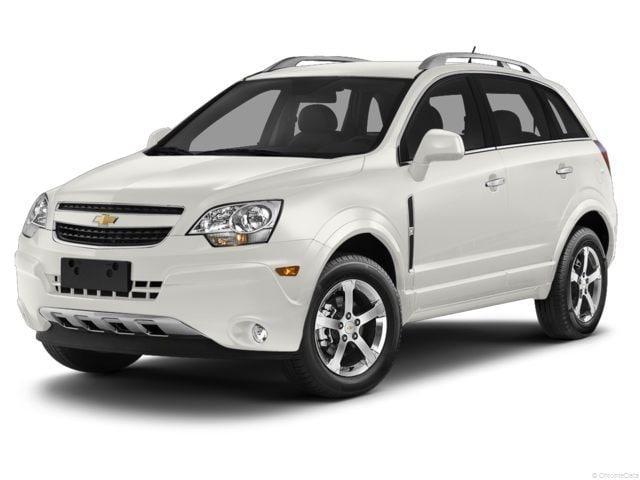 High Quality 2014 Chevrolet Captiva Sport LTZ SUV