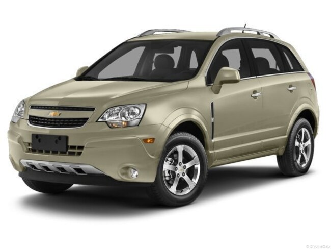 Used 2014 Chevrolet Captiva Sport For Sale At D Dahle Mazda Of