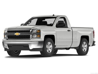 2014 Chevrolet Silverado 1500 Work Truck Truck Regular Cab
