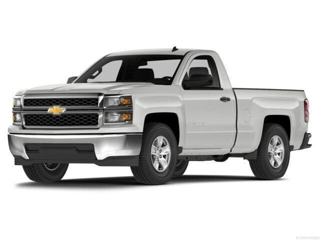 2014 Chevrolet Silverado 1500 Work Truck Truck