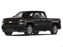 Used 2014 Chevrolet Silverado 1500 Work Truck 2WD Double Cab 143.5  w/1WT Truck Double Cab in Houston