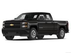 2014 Chevrolet Silverado 1500 LT 2WD Double Cab 143.5 LT w/1LT